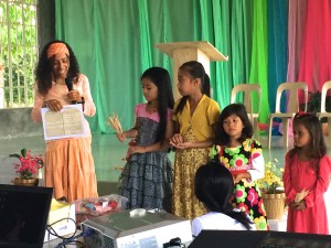 Family Bible Camp