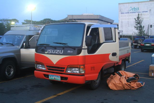 The new miracle missionary truck!