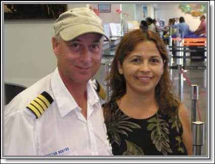 Bob & Neiba Norton - Mission Pilot & Nurse
